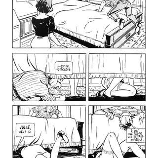 La Chatte par Alex Varenne