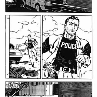 Police by Night 2 Rico le Proxenete par Alex Varenne