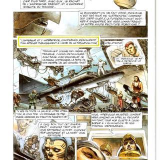 La Caste des Meta-Barons 2 Honorata la Trisaieule par Alexandro Jodorowsky, Gimenez