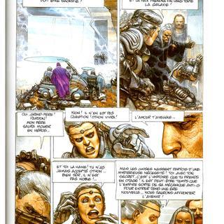 La Caste des Meta-Barons 1 Othon le Trisaieul par Alexandro Jodorowsky, Gimenez