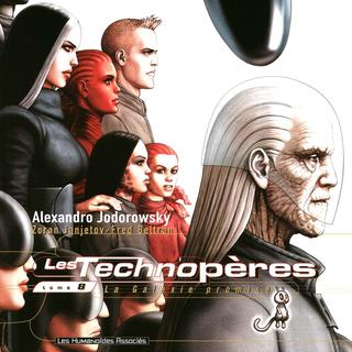 Les Technoperes 8 La Galaxie Promise par Alexandro Jodorowsky, Zoran Janjetov