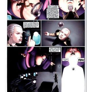 Les Technoperes 3 Planeta Games par Alexandro Jodorowsky, Zoran Janjetov