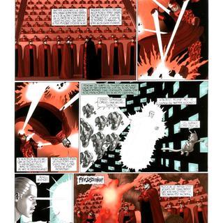 Les Technoperes 4 Halkattraz L'Etoile des Bourreaux par Alexandro Jodorowsky, Zoran Janjetov