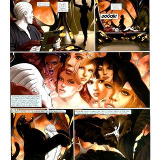 Les Technoperes 6 Les Secrets du Techno-Vatican par Alexandro Jodorowsky, Zoran Janjetov