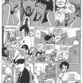 Branlettes Mentales de Andros