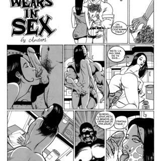 She Wears in Sex de Andros