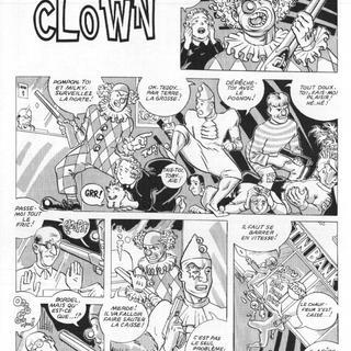 Le Clown de Armas