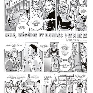 Sexe et Megeres et Bandes Dessinees 1 Ames Soeurs par Armas