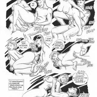 Porno-Star par Hasard de Armas