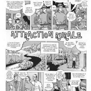 Attraction Rurale de Armas