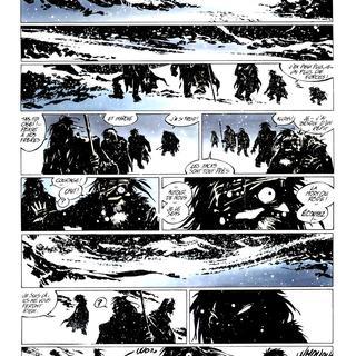 Le Soleil des Loups 3 Saisons Voraces par Arthur Qwak, Gilles Gonnort