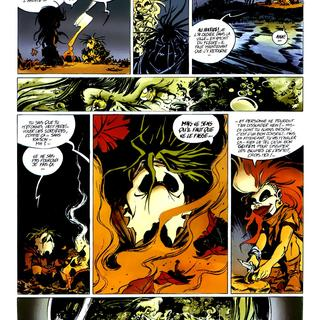 Le Soleil des Loups 2 Le Creuset de la Douleur par Arthur Qwak, Gilles Gonnort
