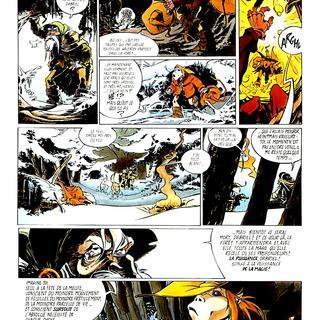 Le Soleil des Loups 1 par Arthur Qwak, Gilles Gonnort