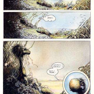 Mudwog par Arthur Suydam