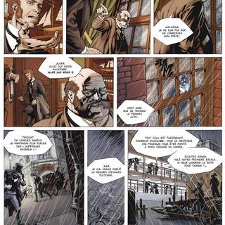 Les Portes de Shamballah 1 L'Aube Doree par Axel Mazuer, Pierre Taranzano