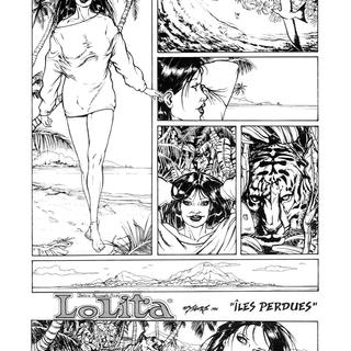 Lolita 11 Iles Perdues de Belore