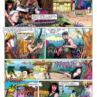 Conchita La Rebelle 2 de Benedetti