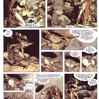 L'Elixir D'Eternite 2 Le Comptoir de Satan par Benoit Du Peloux
