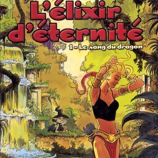 L'Elixir D'Eternite 1 Le Sang du Dragon par Benoit Du Peloux