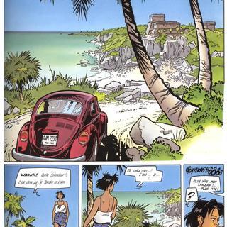 Oknam 4 Grain de Sable par Benoit Roels