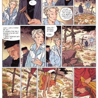Oknam 1 Adieu Mon Ange par Benoit Roels