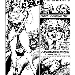 Hercula et Son Pik 2 par Bernardino Zapponi, Cecilia Capuana