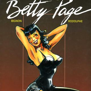 Les 4 Morts de Betty Page par Bignon, Rodolphe