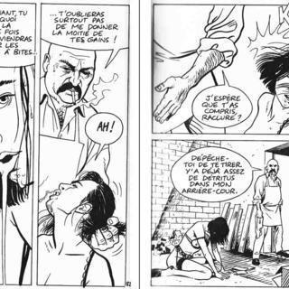 le sexe de bande dessinée catégorie sexuelle