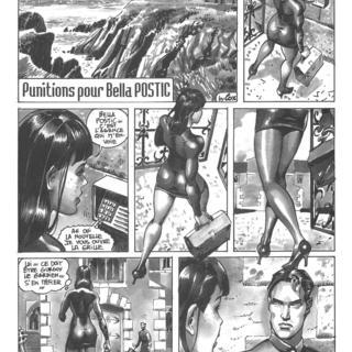 Punitions Pour Bella Postic par Bruno Coq