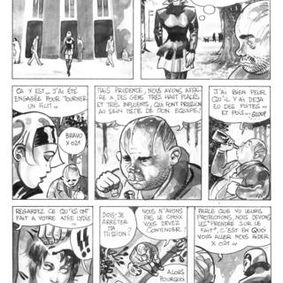 L'Espionne de Bruno Coq