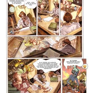 La Mauvaise Fee par Carlos Trillo, Horacio Domingues
