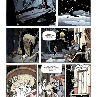 Le Monde des Nombreux Noms 1 Hyter de Flok par Carlos Trillo, Horacio Domingues
