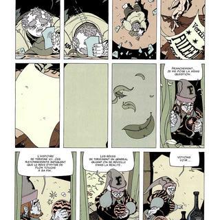 Le Monde des Nombreux Noms 2 Aileen par Carlos Trillo, Horacio Domingues