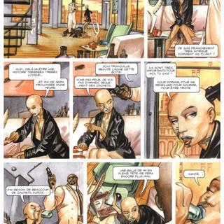 Bird 1 Le Tatouage par Carlos Trillo, Juan Bobillo