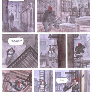Bird 3 Le Visage par Carlos Trillo, Juan Bobillo