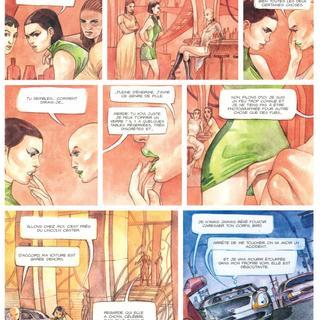 Bird 2 Le Masque par Carlos Trillo, Juan Bobillo