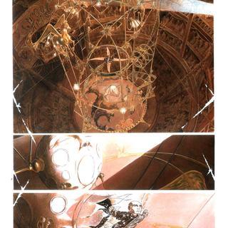 Le Reseau Bombyce 2 Monsieur Lune par Cecil, Eric Corbeyran