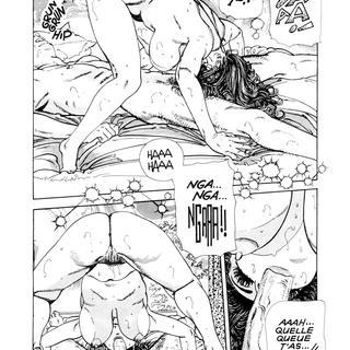 Miss 130 Affamee de Sexe par Chiyoji Tomo