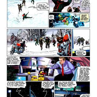 Alvin Norge 5 Quantum par Chris Lamquet