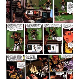Alvin Norge 3 Lucyber par Chris Lamquet