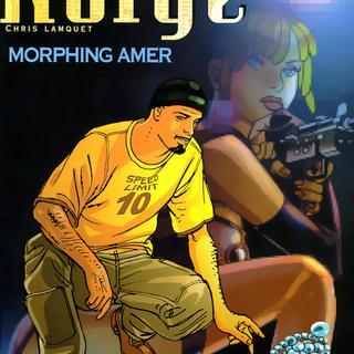 Alvin Norge 2 Morphing Amer par Chris Lamquet