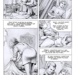 Le Pervers de Beaucastel par Chris