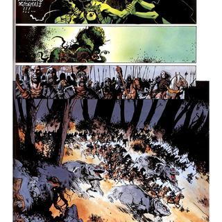 Terres d'Ombre 2 Failles par Christophe Gibelin, Benoit Springer
