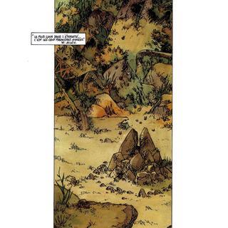 Terres d'Ombre 3 Chrysalide par Christophe Gibelin, Benoit Springer