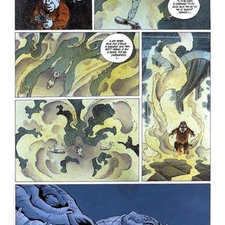 Terres d'Ombre 1 Les Yeux de Pierre par Christophe Gibelin, Benoit Springer