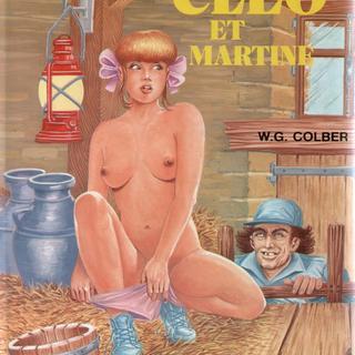 Les Aventures de Cleo 5 de Colber