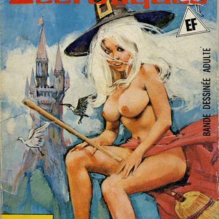 Le Nain au Panier par Contes Feerotiques
