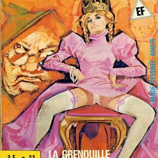 La Grenouille Fait son Boeuf par Contes Feerotiques