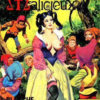 Blanche Neige de Contes Malicieux
