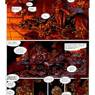 Atalante 3 Les Mysteres de Samothrace par Crisse
